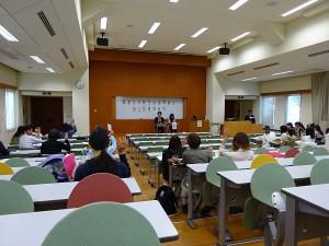 170518清泉女学院生協総会