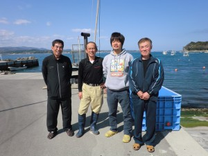 戸倉漁師の会