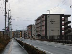 石巻復興公営住宅
