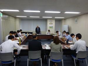 第3回健康チャレンジ実行委員会 20190611 600