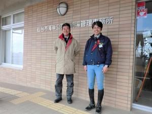 画像:木幡さん中口さん